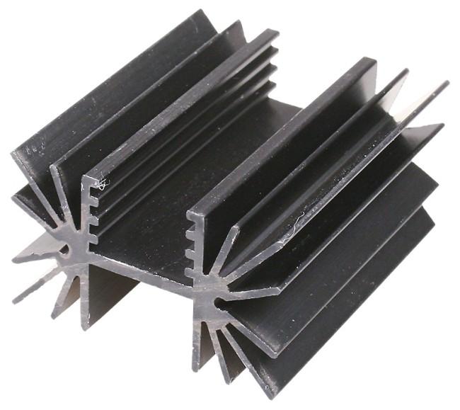 Внешний вид ребристого радиатора