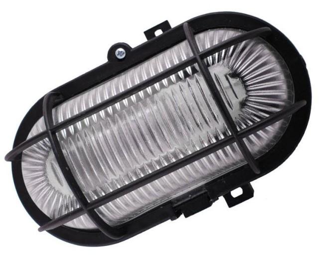 Внешний вид антивандального уличного светильника
