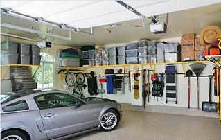 Возможный вид гаража