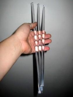 Пластиковые палочки