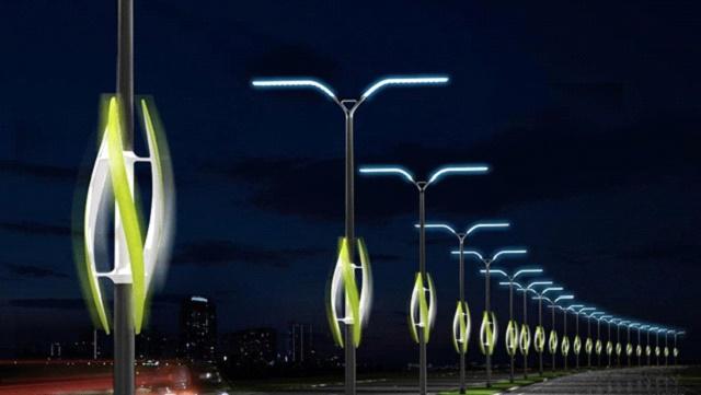 Разнообразие фонарей для улицы