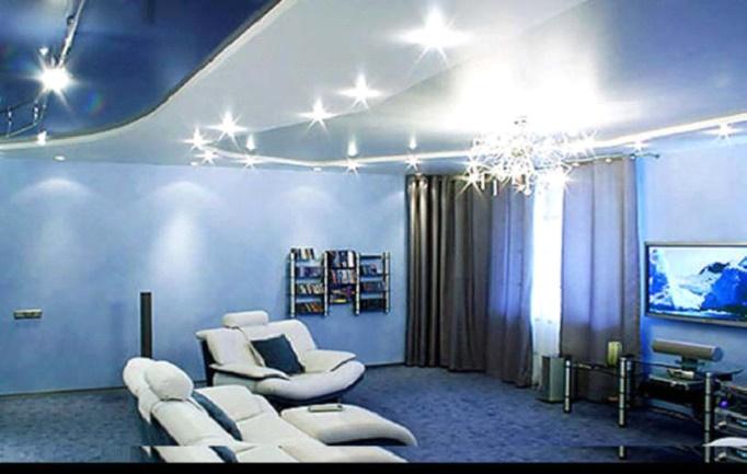 Свет в квартире