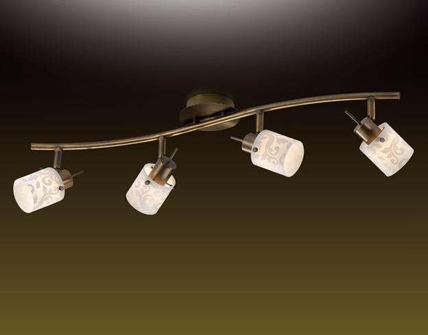 Светильники на штангах