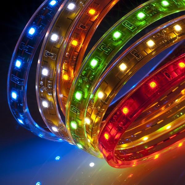 Разнообразие светодиодных лент