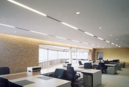 Светодиодное освещение в офисе