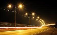 Пример уличного освещения