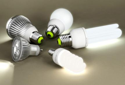 Внешний вид энергосберегающих лампочек