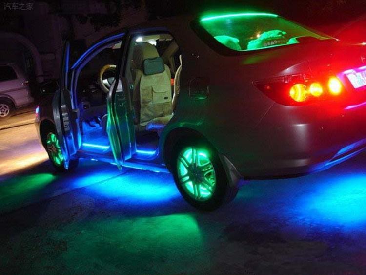 Светящиеся машины в минске