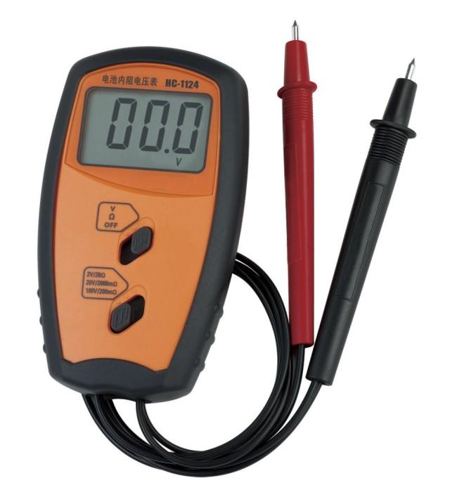 Прибор для замера показателей вольт-амперных характеристик диодов