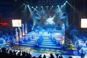 Варианты освещения сцены: какой должна быть подсветка, схемы